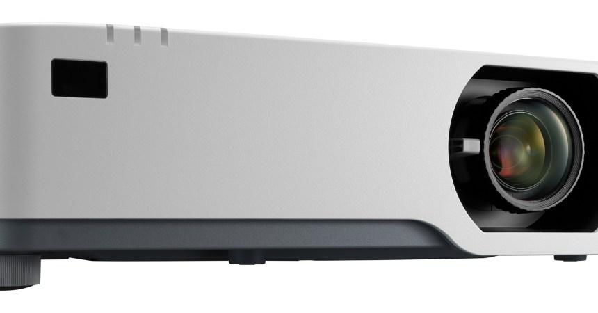 NEC lanza los proyectores más silenciosos de todos los tiempos