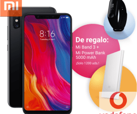 Vodafone lanza un pack exclusivo de Xiaomi