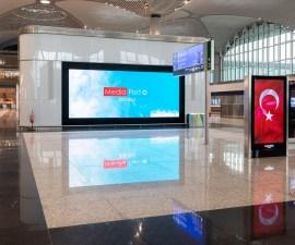 Samsung instala el LED Signage interior más grande del mundo