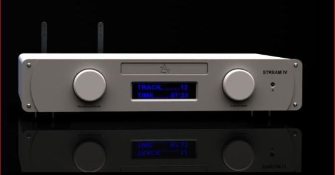 El reproductor de CD Stream IV de Leema Acoustics se presentará en The Bristol Hi-Fi Show