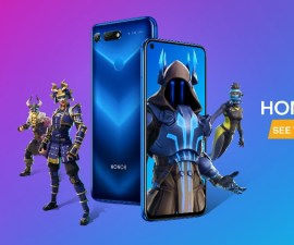 Honor presenta Honor Gaming+ en el MWC 2019