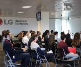 Gamificación y herramientas virtuales: el secreto de LG para atraer al talento joven
