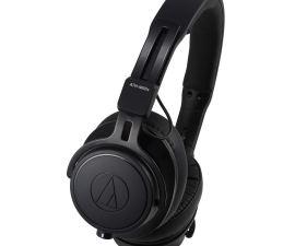 Disponibles los auriculares ATH-M60x de Audio-Technica