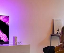 Philips TV presenta en Milán su gama de televisores para 2019