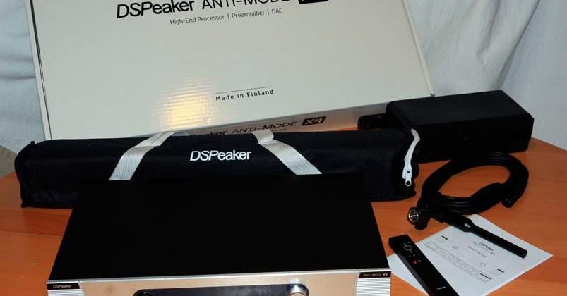 DSPeaker AntiMode X4