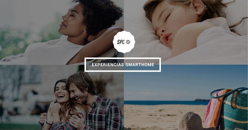 SPC añade nuevas experiencias de IoT para la casa conectada
