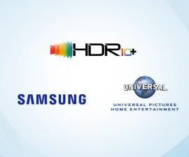 Samsung y Universal se unen para fortalecer el HDR10+