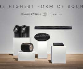 Bowers & Wilkins dispone de su propio sistema Multiroom