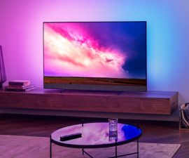 Philips TV destaca el diseño de sus televisores