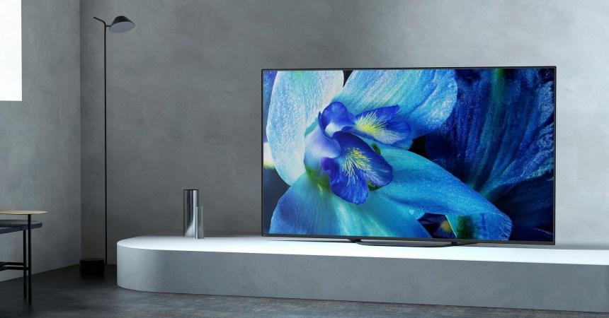 Los nuevos televisores Sony OLED HDR 4K ya están disponibles
