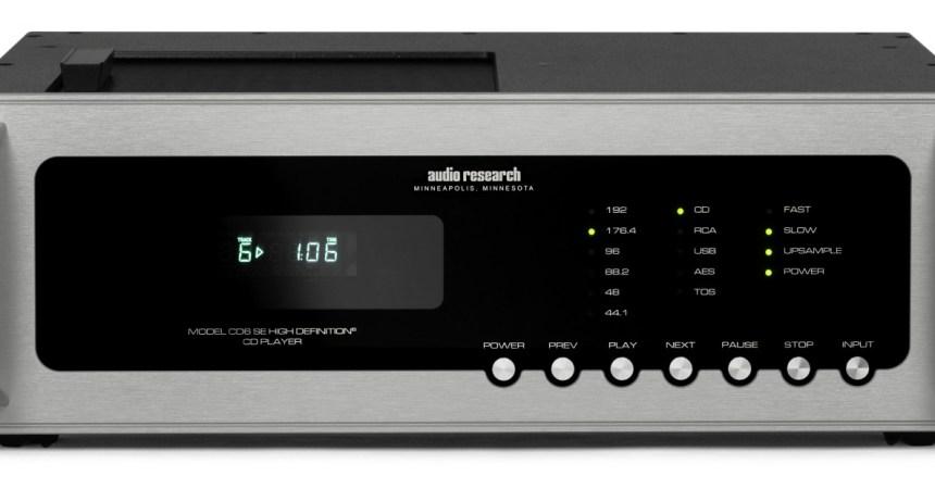 Audio Research lanza una edición especial de su reproductor de CD