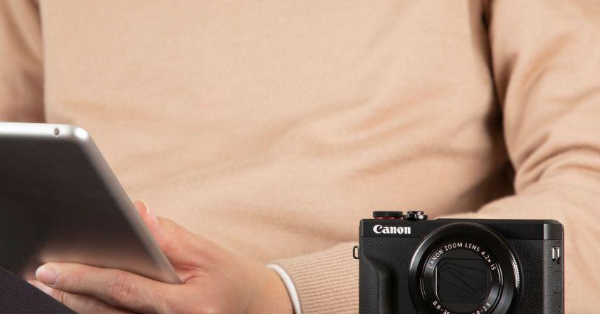 Canon G7 X III y G5 X II