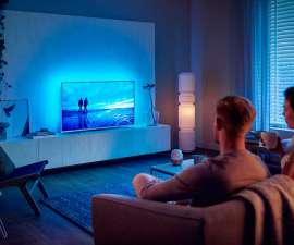 "Philips TV lanza ""The One"