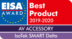 EISA-Award-IsoTek-SMART-Delta