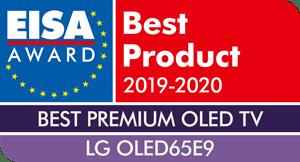 EISA-Award-LG-OLED65E9