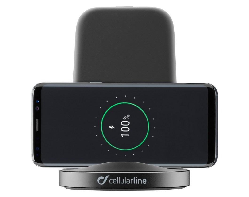Cellularline trae cargadores con tecnología Qi y carga rápida