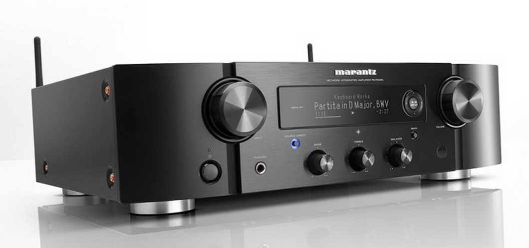 Marantz con streaming de alta resolución
