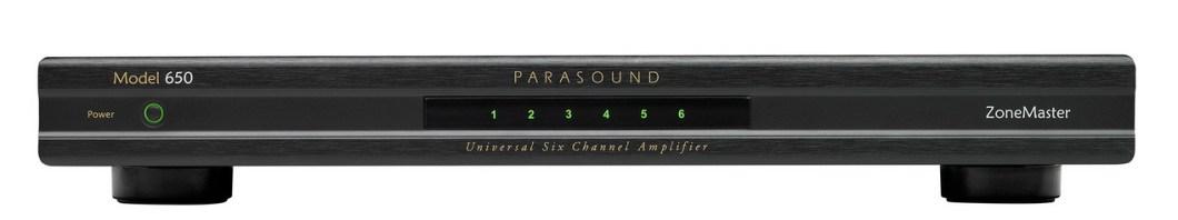 Parasound ZoneMaster 650