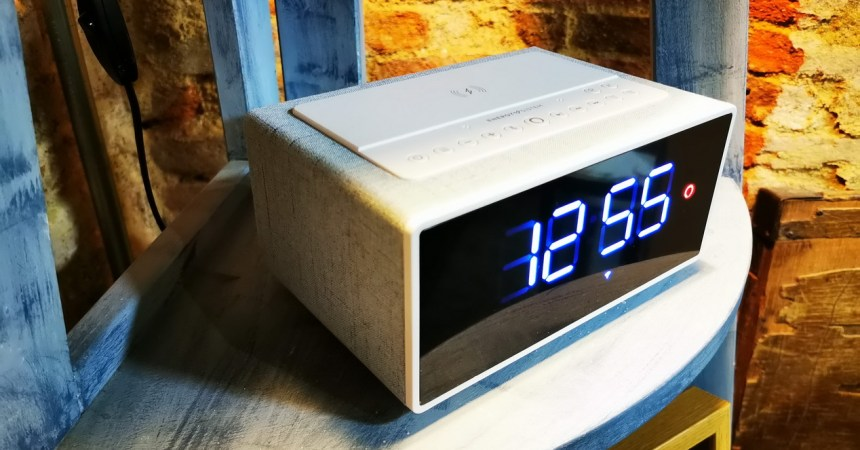 Energy Sistem presenta Smart Speaker Wake Up