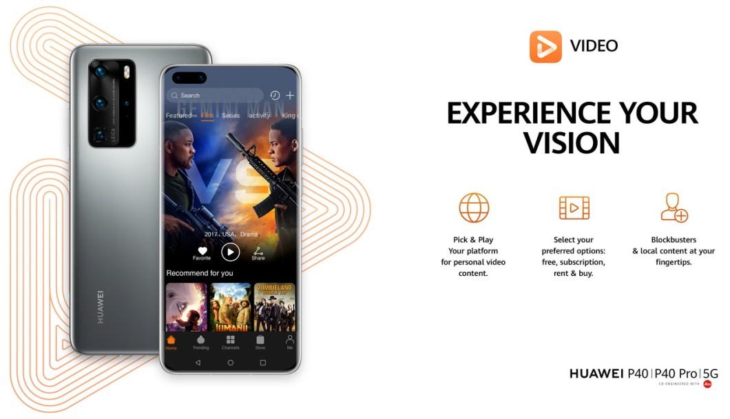 Huawei Música