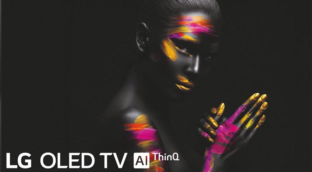 LG E9 OLED TV AI ThinQ