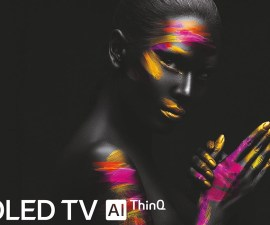 LG E9 OLED TV AI ThinQ