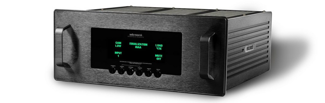 Preamplificador Research Reference Phono 3SE