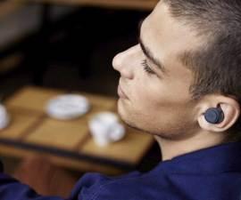 auriculares sin música