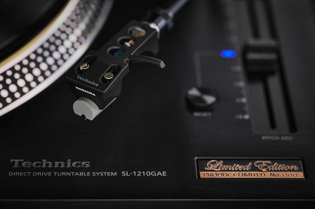 tocadiscos SL-1210GAE