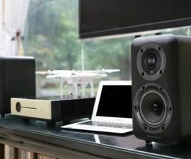 Cajas acústicas Wharfedale D320
