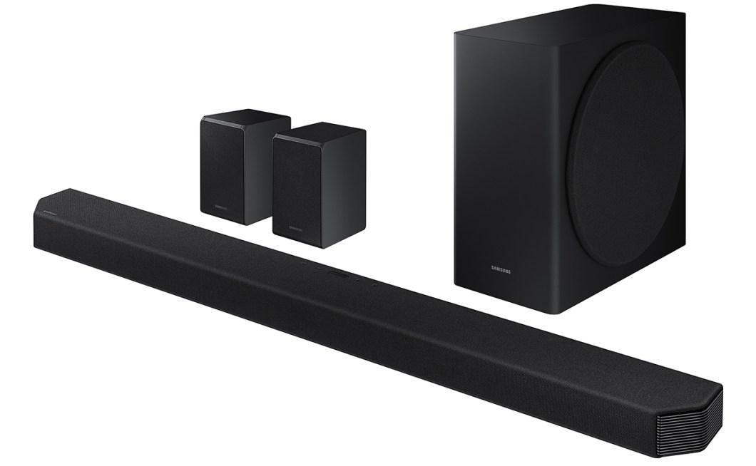 barras de sonido premium
