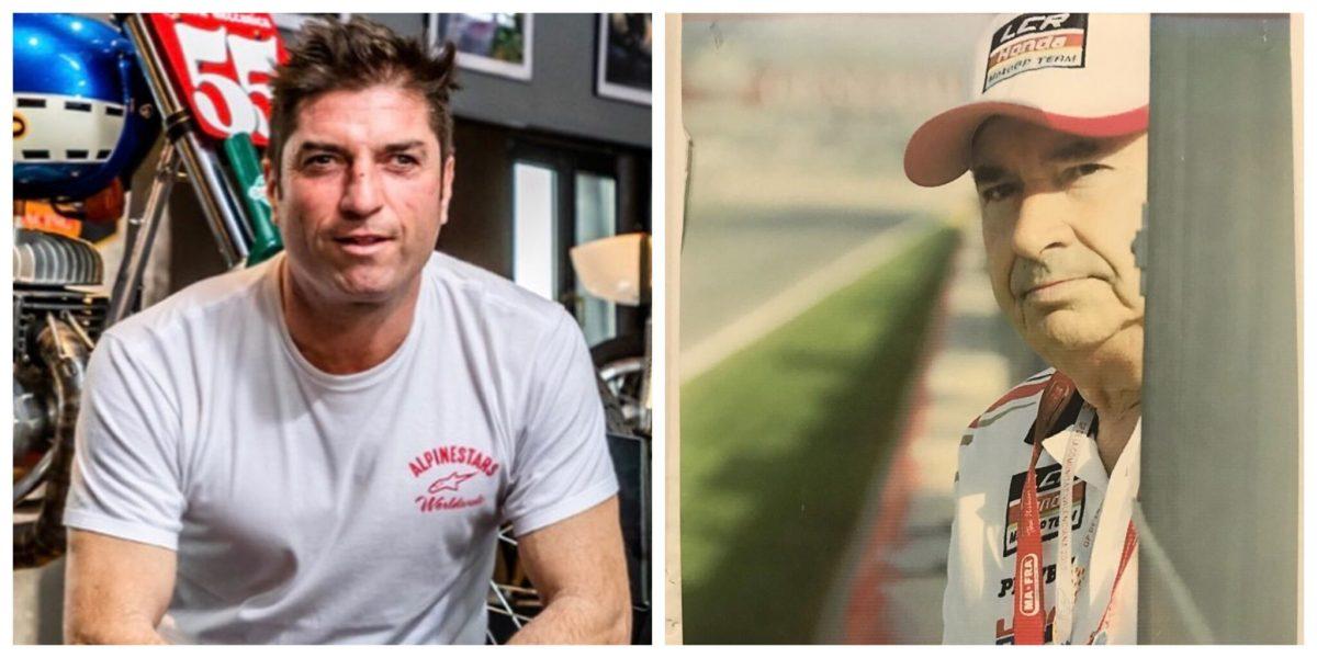 """""""Pediram-me permissão para deixar morrer o meu pai"""", relata diretor espanhol desportivo da Honda"""