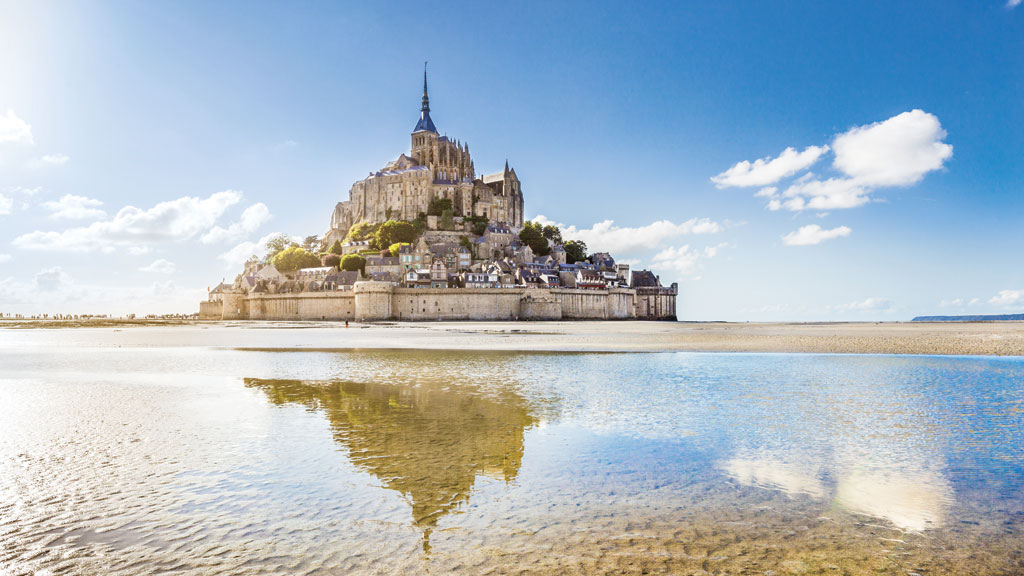 Monte Saint-Michel: rota para o céu - Planeta
