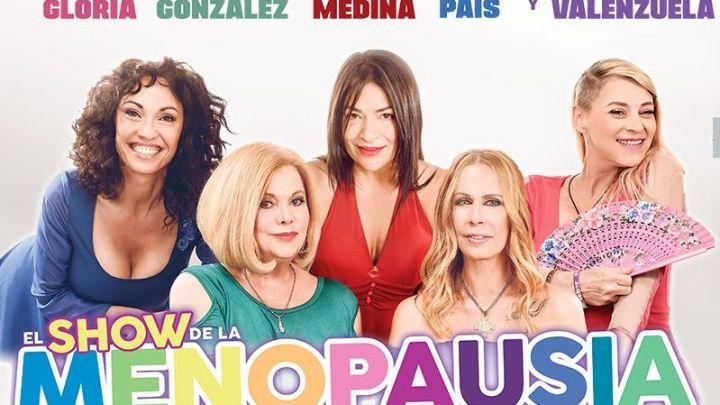 Menopausia show llega a Posadas