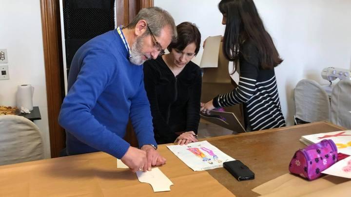 Workshop de Moldería con Miguel Ángel Cejas en Encarnación