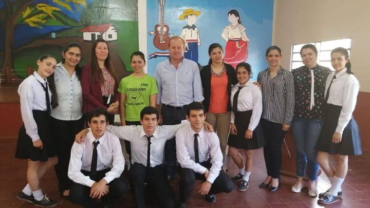Organizan Correcaminata Solidaria en Cambyretá