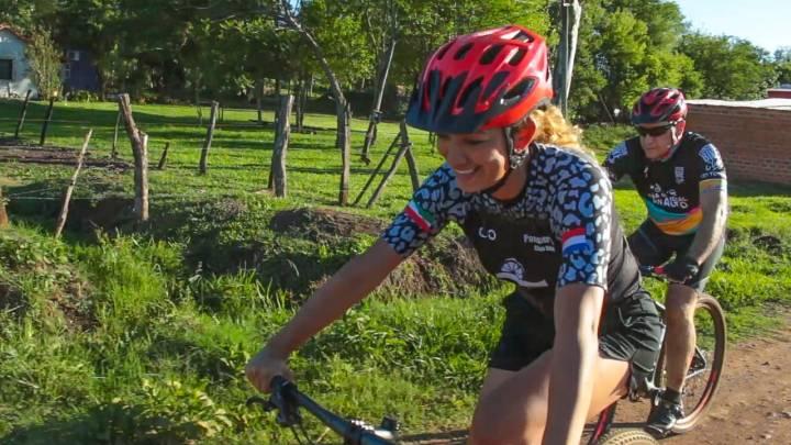 Pombero's Club Bike invita a pasear en bicicleta y disfrutar de la naturaleza