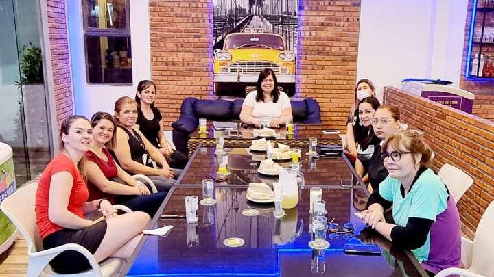 Itapúa ya cuenta con su Asociación Femenina de Pádel