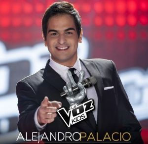 Alejandro Palacio La Voz Kids