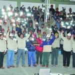 Minera Santa Luisa: comprometida con la mejora continua en seguridad