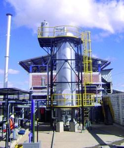 Unidad Minera Santa Rosa propiedad de Cia minera Santa Rosa