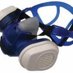 equipos de protección: respiradores