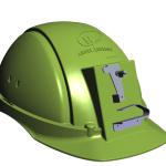 Protección inteligente: presentan nuevo casco de seguridad para minería
