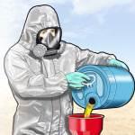 Atención a los materiales peligrosos