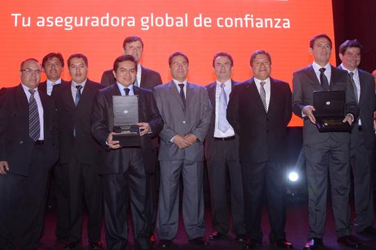 Iscaycruz: MAPFRE entrega Premio a la Excelencia en Seguridad