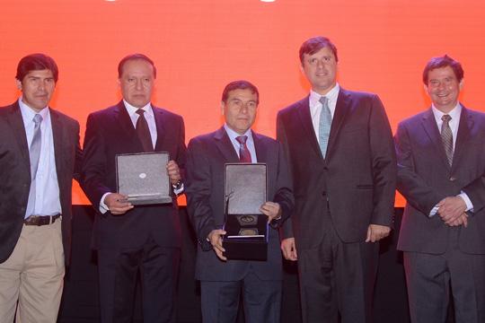 Volcan: MAPFRE entrega Premio a la Excelencia en Seguridad