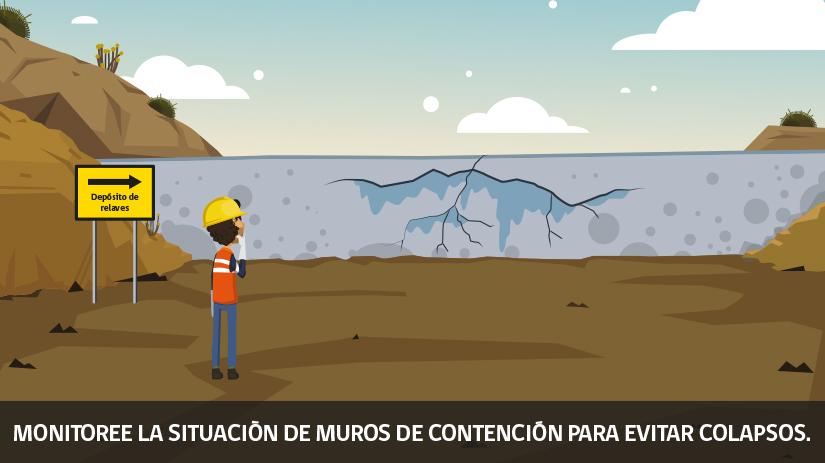 Decimotercera regla de oro de seguridad en Chile