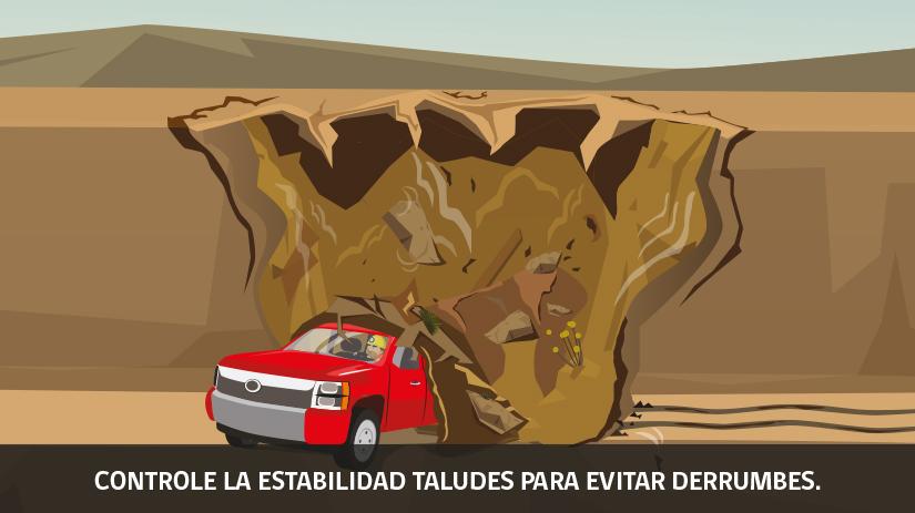 Decimocuarta regla de oro de seguridad en Chile