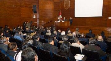 Reunión del ISEM presenta programa de observadores de seguridad en Minsur