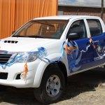 Antapaccay entrega camioneta para optimizar servicio de salud